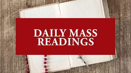 Daily Mass Readings EWTN Ireland