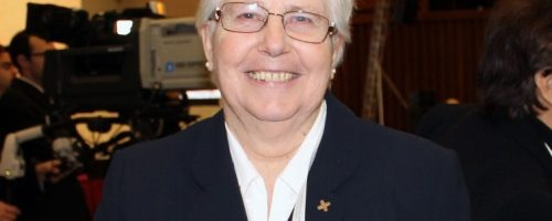Irish Loreto Sister appointed Consultor to Pontifical Council for Culture