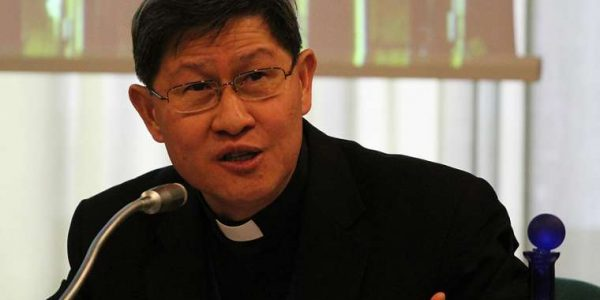 Cardinal Tagle named head of Vatican evangelization office