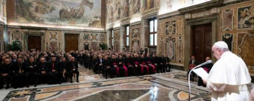 Pope Francis the Church seeks truth and healing for wounded marriages