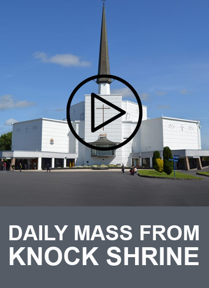 Daily Mass Live From Knock Shrine