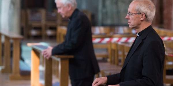Cardinal and Archbishop of Canterbury urge UK government not to cut foreign aid budget